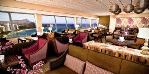 The Lahi Club Lounge at the Sheraton Waikiki