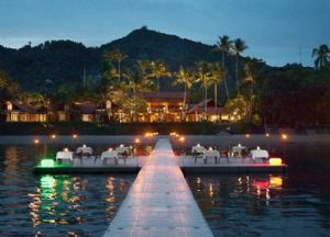 A Le Meridien in Thailand