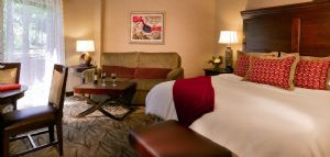 The Glenwood Hot Springs Lodge has revamped its 107 guestrooms.