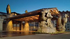 The Great Wolf Lodge in Grapevine, TX