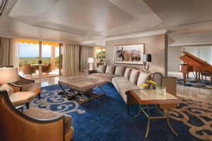 The Presidental Suite at The Phoenician