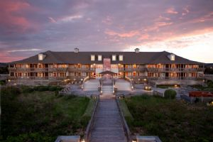 The Sanderling Resort is undergoing a multimillion-dollar renovation that it plans to unveil in May.