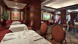 The Hilton Short Hill relaunched The Dining Room with a new look and refreshed menu.