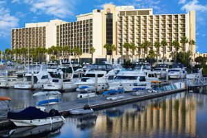The Sheraton San Diego Hotel & Marina recently completed a $2 million renovation of its Bay Tower.