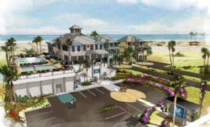 Architectural Concepts is designing the Seahorse Beach Club.