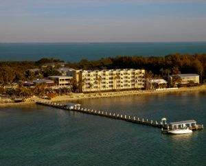 HFF secured $85 million in financing for the Cheeca Lodge & Spa.