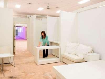 Marriott Hotels' Underground Lab.