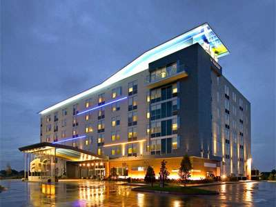 Aloft Hotel in Rogers