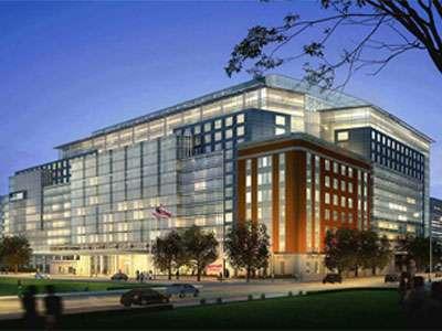 The $520 million Marriott Marquis Washington