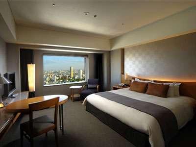 Cerulean Tower Tokyo Hotel