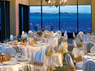 Grand Hyatt Denver's Pinnacle Club