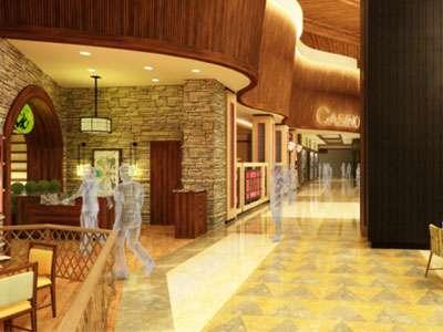 Pechanga Resort & Casino lobby