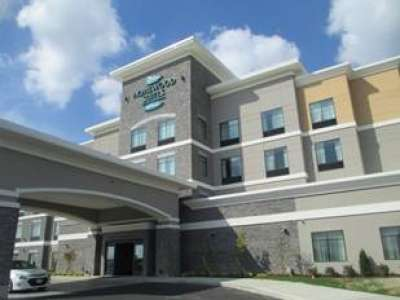 A 106-unit Homewood Suites by Hilton opened in DuBois