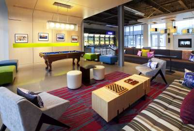 The Aloft San Francisco Airport is one of two hotels Ultima Hospitality acquired for $125 million.