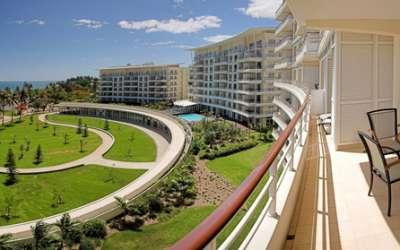 Hilton Noumea La Promenade Residences recently opened.