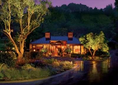 Caiistoga Ranch offers serene settings.
