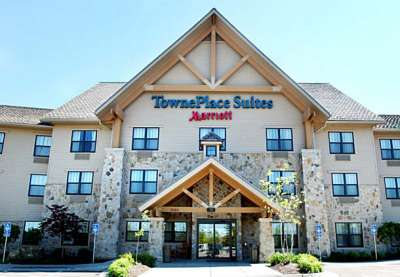The TownePlace Suites in Overland Park