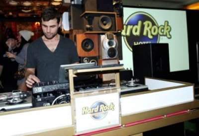 Guests can now have a DJ experience at Hard Rock hotels.