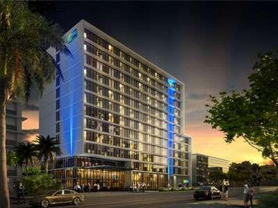 Holiday Inn Express Panama Distrito Financiero hotel