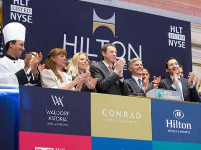 Hilton Worldwide CEO Christopher J. Nassetta