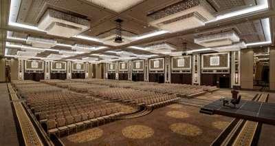 Hilton Istanbul Bomonti Hotel & Conference Center's grand ballroom