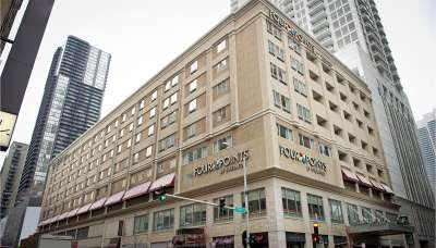 Four Points by Sheraton Chicago Downtown/Magnificent Mile hotel