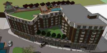 North Point Hospitality Group recently broke ground in Savannah on a Homewood Suites that will be part of a $150-million