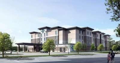 Homewood Suites by Hilton has opened in Winnipeg.
