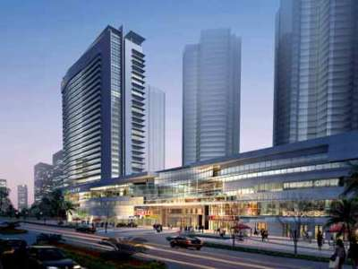 The Hilton Foshan has opened in China.