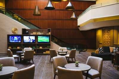 washington marriott georgetown unveils new greatroom. Black Bedroom Furniture Sets. Home Design Ideas