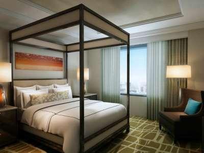 Hilton Austin's guestroom