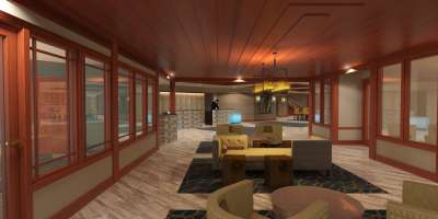 Eagle Ridge Resort & Spa'a renovation will include the entrance