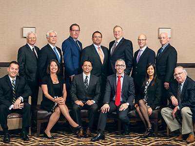 Executives of the 2014 Hotel Business Executive Series Management Roundtable