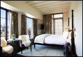 The rooms at The Ludlow will have a contemporary design.