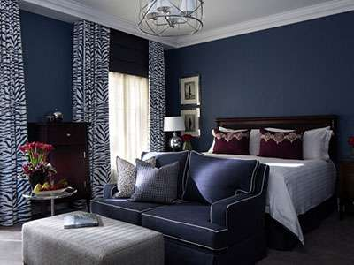 The Four Seasons Hotel The Westcliff Johannesburg offers luxe guest rooms.