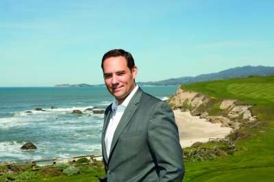 James Cole is the new hotel manager/director of food and beverage at The Ritz-Carlton