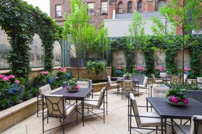The Courtyard at The Rittenhouse