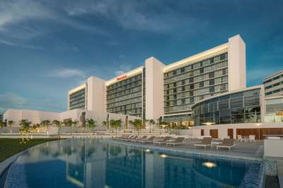The Sheraton Reserva do Paiva Hotel and Convention Center has opened near Recife