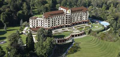 Evian Resort is set to reopen its Hotel Royal following a major renovation.