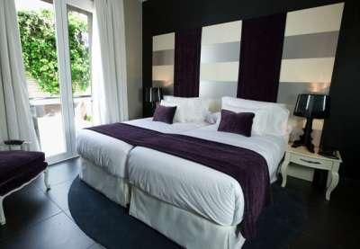Deluxe guestroom at Fontecruz Sevilla