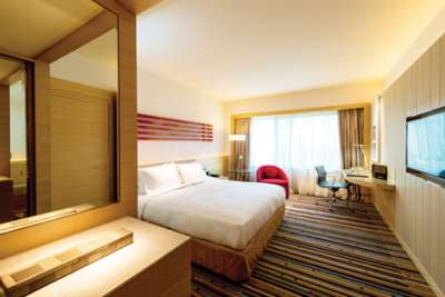 Hilton Worldwide opens DoubeTree by Hilton Johor Bahru in Malaysia.