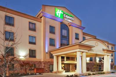 Frontera Hotel Group now manages the Holiday Inn Express in Denton