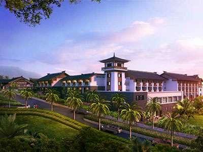 DoubleTree Resort by Hilton Hotel Hainan - Qixianling Hot Spring