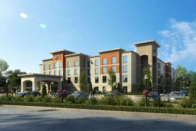 Homewood Suites by Hilton set to open in the Houston market next winter.
