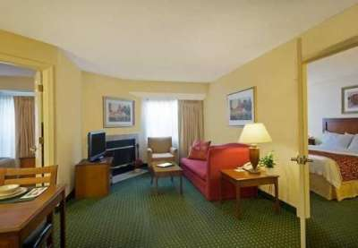 Hawthorn Suites By Wyndham Merrimack/Nashua Area's guest room