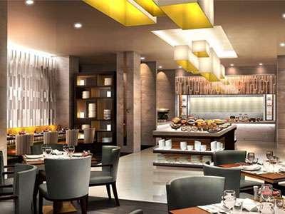 Astana Marriott Hotel's Lobby Bar