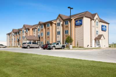 HMC is now managing a Microtel in Pleasanton