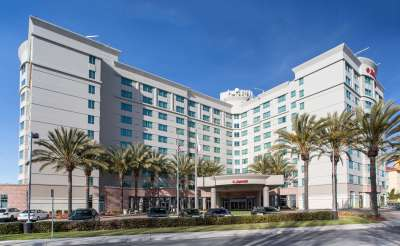 Cushman & Wakefield recently arranged the sale of the Fremont Marriott Silicon Valley.
