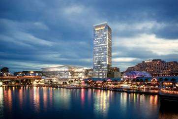 A 600-room Sofitel is set to open by 2017 at Sydney's Darling Harbour.