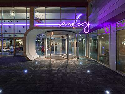 Marriott International's Moxy Hotel recently made its debut in Milan.
